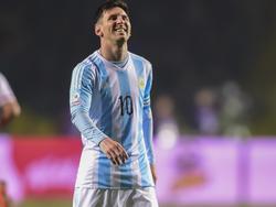 Lionel Messi wird in Barcelona erwartet