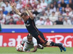 Fliegt in die 2. Bundesliga zu 1860 München: Ivica Olić