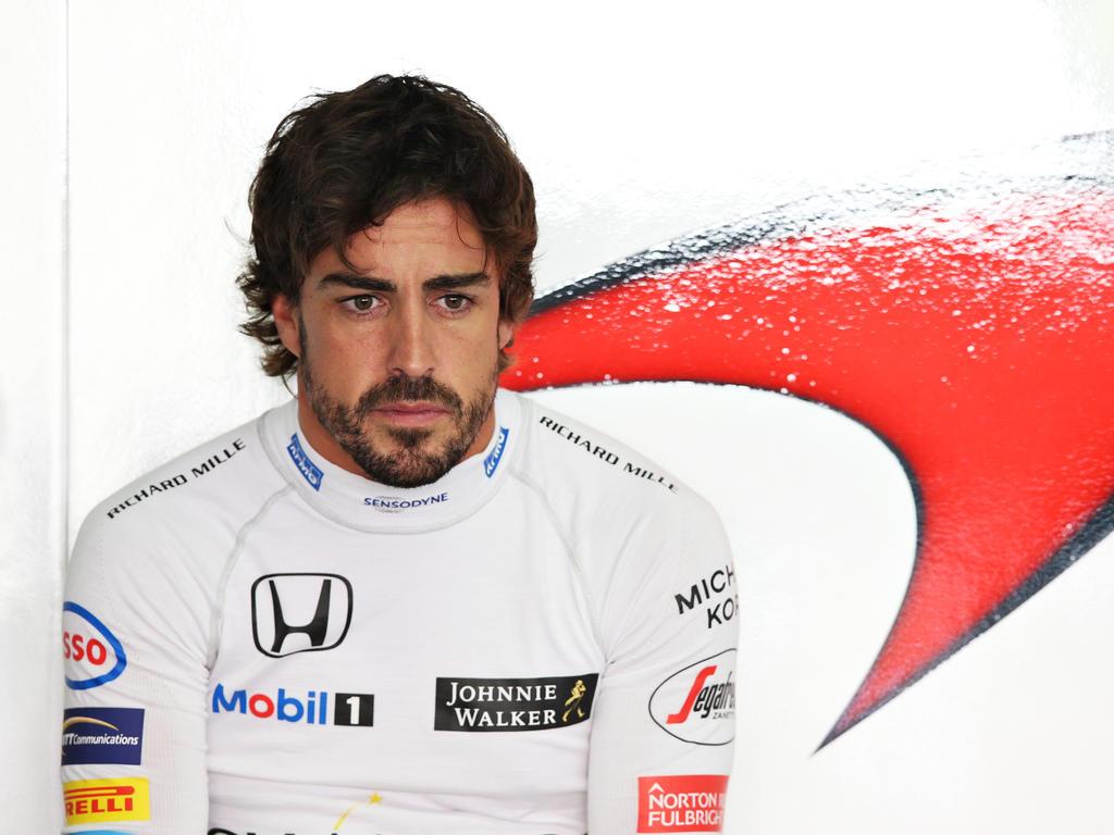 Fernando Alonso ist von den ständigen Änderungen genervt