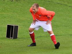 Holger Badstuber will in wenigen Tagen ins Mannschaftstraining einsteigen