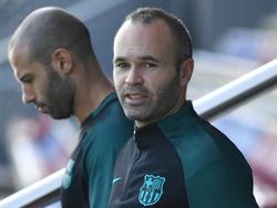 Iniesta fehlt dem FC Barcelona in den kommenden Wochen