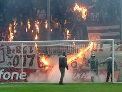 Der griechische Fußball steht am Scheideweg