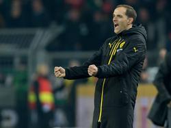 BVB-Coach Thomas Tuchel hat eine Liebeserklärung an seinen Verein abgegeben
