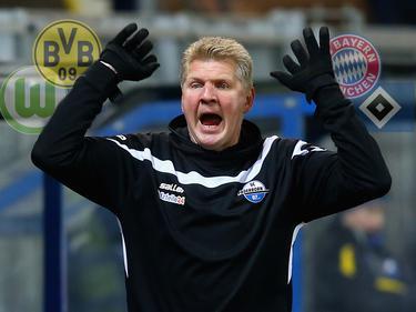 Stefan Effenberg trainierte zuletzt den SC Paderborn