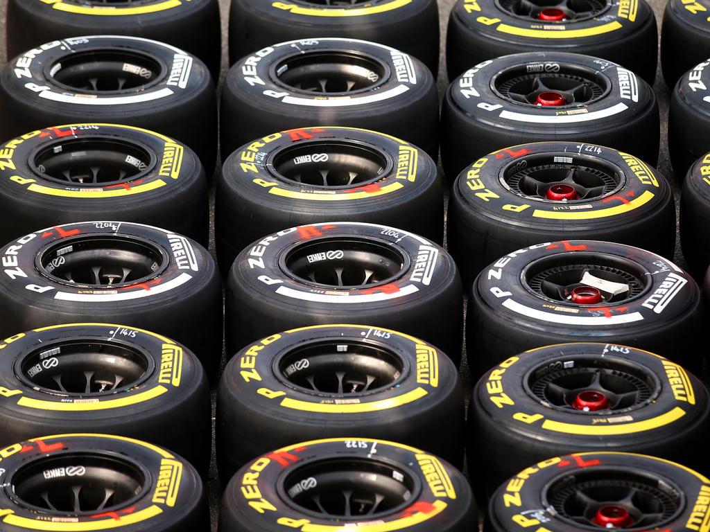 Die neuen Pirelli-Pneus könnten ein Heranfahren an den Gegner vereinfachen