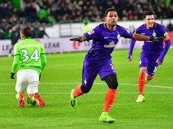 Schockte den VfL durch einen frühen Doppelschlag: Serge Gnabry