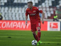 Fällt mit Oberschenkelverletzung aus: Kristian Pedersen