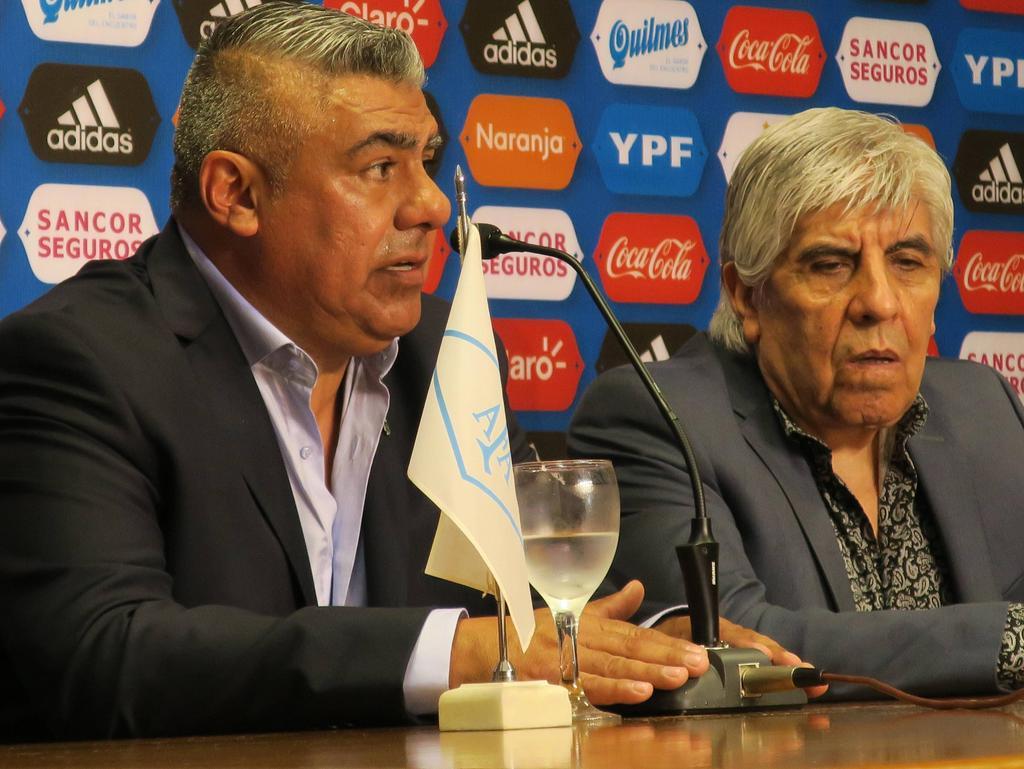 Claudio Tapia ist neuer Präsident des argentinischen Verbandes