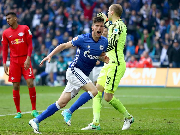 Huntelaars Treffer beendete die Siegesserie der Leipziger
