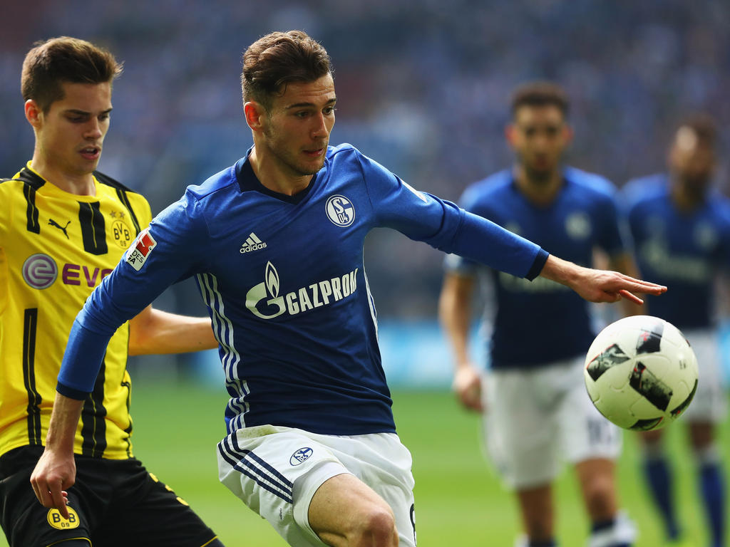 Leon Goretzka (FC Schalke 04)