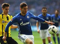 Leon Goretzka soll beim FC Schalke 04 bleiben
