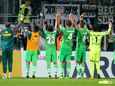 Die Borussia will zurück nach Europa