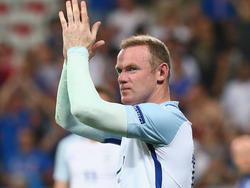 Wayne Rooney ha dejado una marca espectacular de goles. (Foto: Getty)