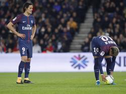 Die Elfer-Affäre um Cavani und Neymar spaltet Paris