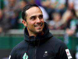 Alexander Nouri spürt weiterhin das Vertrauen der Bremer Vereinsführung