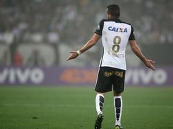 Renato Augusto gewann 2015 mit Corinthians die brasilianische Meisterschaft
