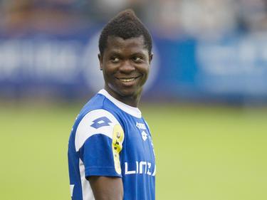 Yusuf Otubanjo - Torgarant des FC Blau Weiß Linz