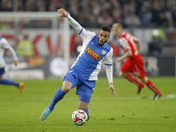 Traf zum 3:0 für Bochum: Selim Gündüz