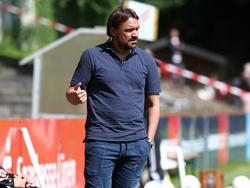 Daniel Farke verfolgt hohe Ziele mit der U23 von Borussia Dortmund