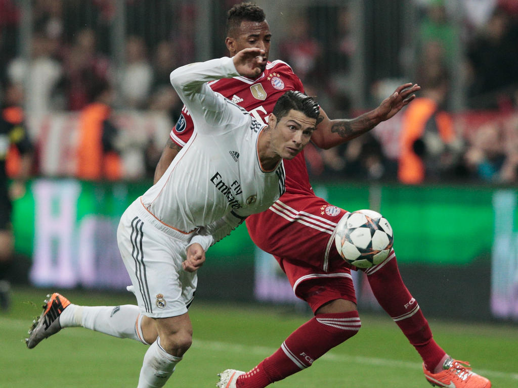Einmal mehr Bayern gegen Real!