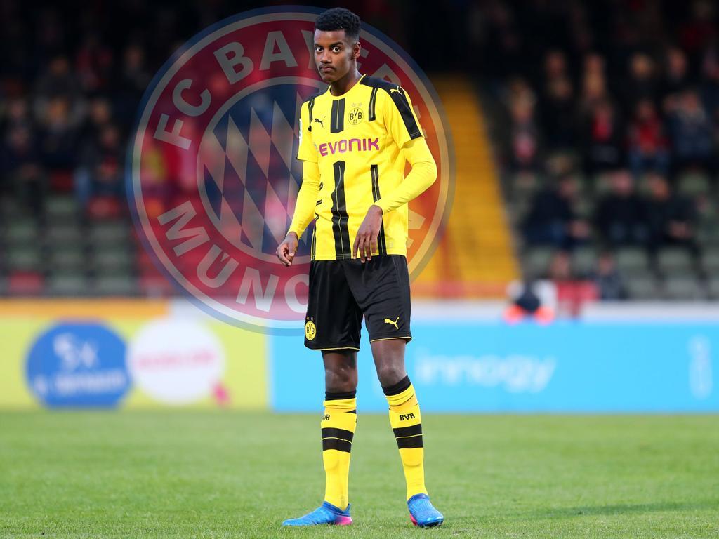 BVB-Youngster Alexander Isak hätte auch beim FC Bayern landen können