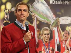 Lahm wurde als 17. Spieler zur Bayern-Legende gekürt