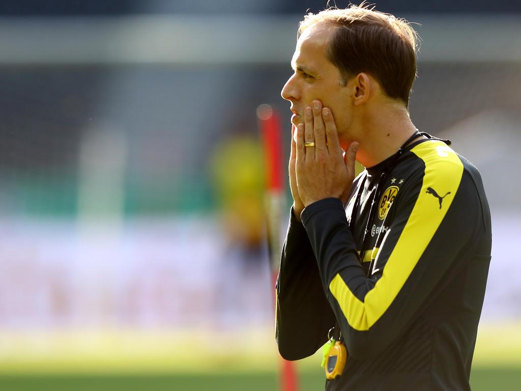 Thomas Tuchel muss sich nach seinem BVB-Aus Kritik gefallen lassen
