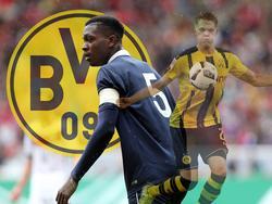 Dan-Axel Zagadou trägt bald das schwarzgelbe Trikot des BVB