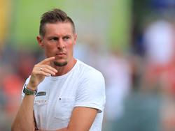 Gernot Plassnegger wechselt als Chefcoach vom GAK in die Erste Liga zu Austria Lustenau