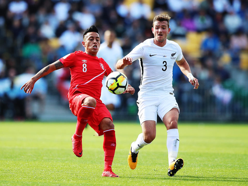 Neuseeland trifft in den Quali-Playoffs auf Peru