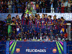 Spanien führt nach Barcas Triumpf natürlich weiterhin die Fünfjahreswertung an