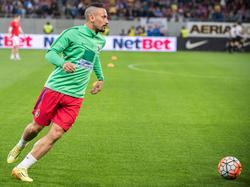 Zuletzt spielte der ehemalige VfB-Profi Timo Gebhart in Rumänien