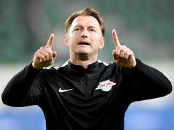 Ralph Hasenhüttl will mit seiner Mannschaft noch höher hinaus