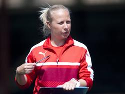 Katja Greulich übernimmt das Trainer-Amt in Jena