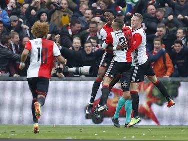 Auf dem Weg zum Titel: Feyenoord schlägt Meister PSV