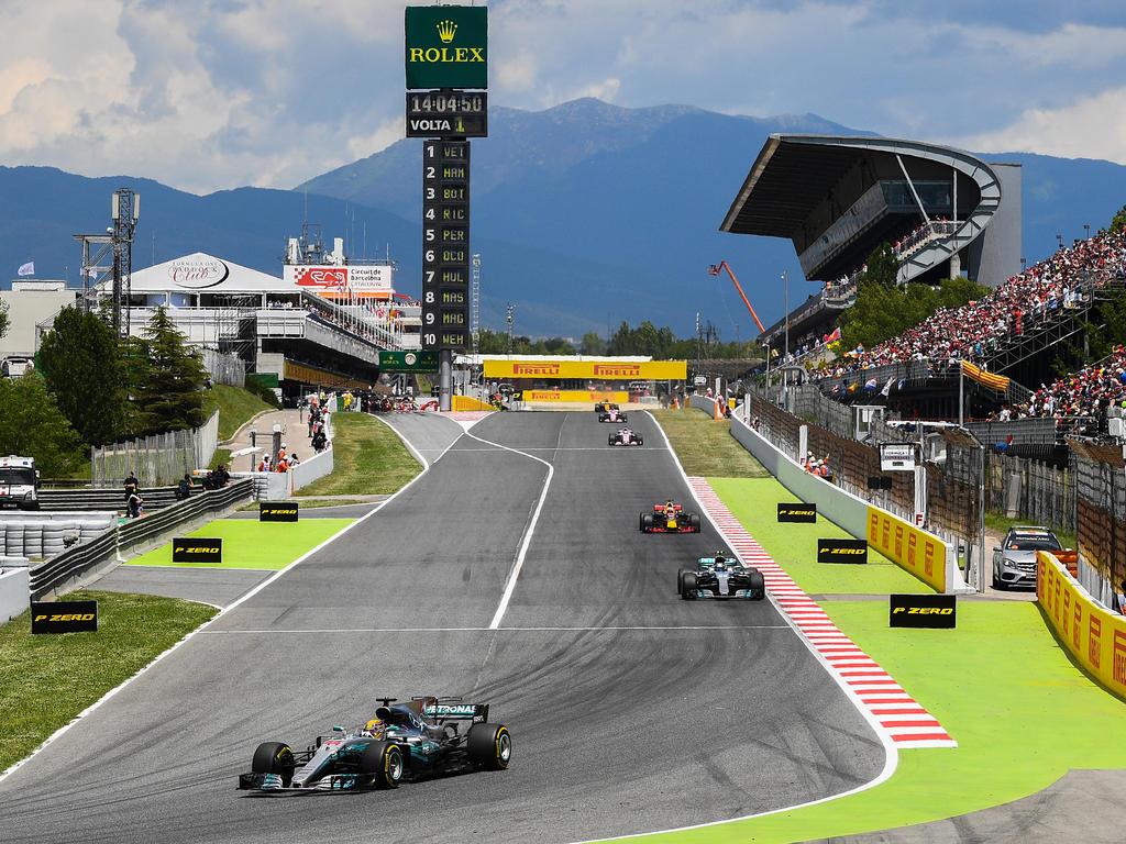 Circuit de Barcelona-Catalunya, Spanien