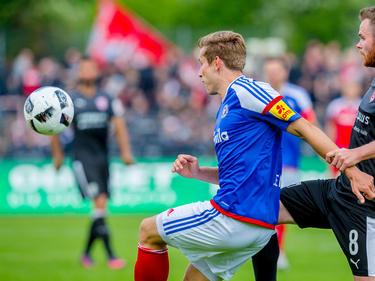 Christopher Lenz bleibt eine weitere Saison in Kiel