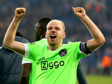 Jubelt in der nächsten Saison für den FC Everton: Davy Klaassen