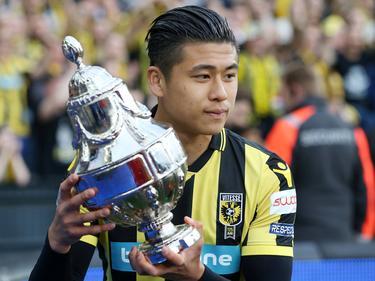 Yuning Zhang könnte ein Kandidat beim SV Werder sein