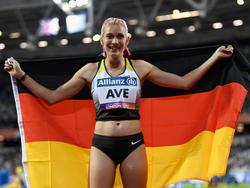 Silver für Deutschland