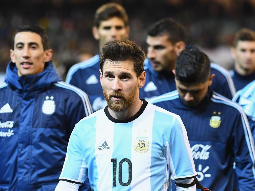 WM 2018 ohne Messi? Argentinien droht der Fußball-GAU