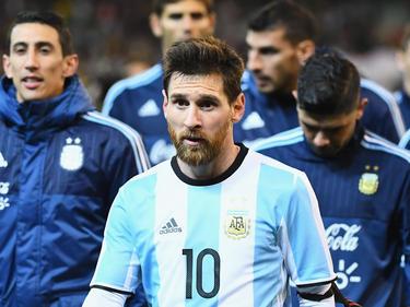 Lionel Messi unterlief eine unangenehme Verwechslung