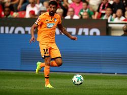 Kerem Demirbay steht beim AC Mailand auf dem Zettel