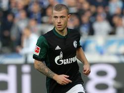 Neuer Style: Max Meyer stellte gegen Hertha seine Qualitäten als Kämpfer unter Beweis