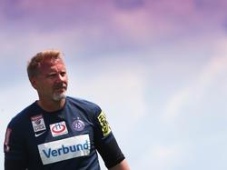 Thorsten Fink bereitet die Veilchen in Steinbrunn auf die neue Saison vor