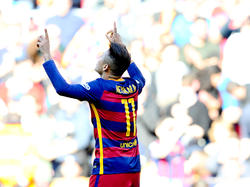 Die Anhänger des FC Barcelona fürchten einen Abgang Neymars