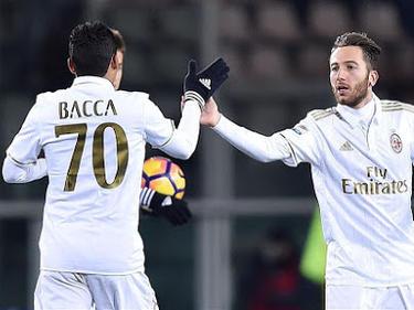 Bacca ya lleva ocho goles esta temporada con el Milan. (Foto: ProShots)