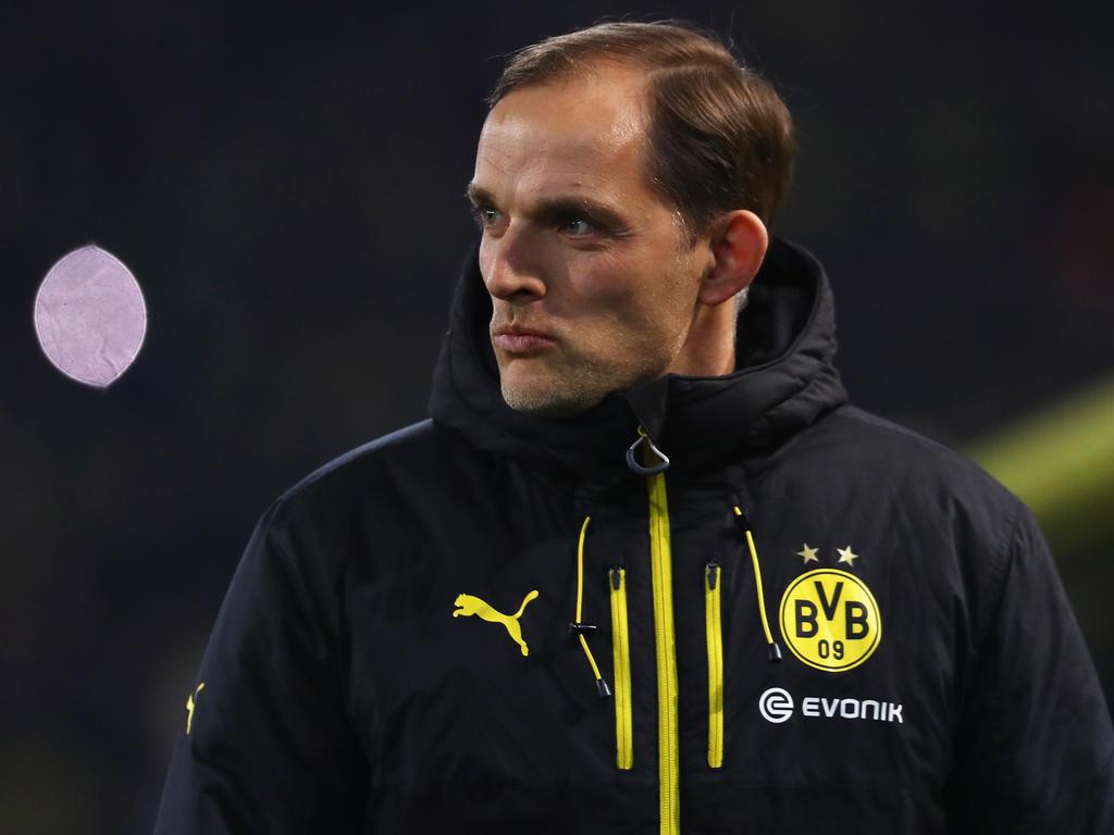 Thomas Tuchel will mit dem BVB in die Top-Drei
