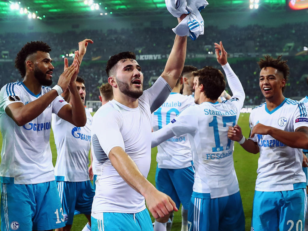 Schalke 04 trifft in der Europa League auf Ajax Amsterdam