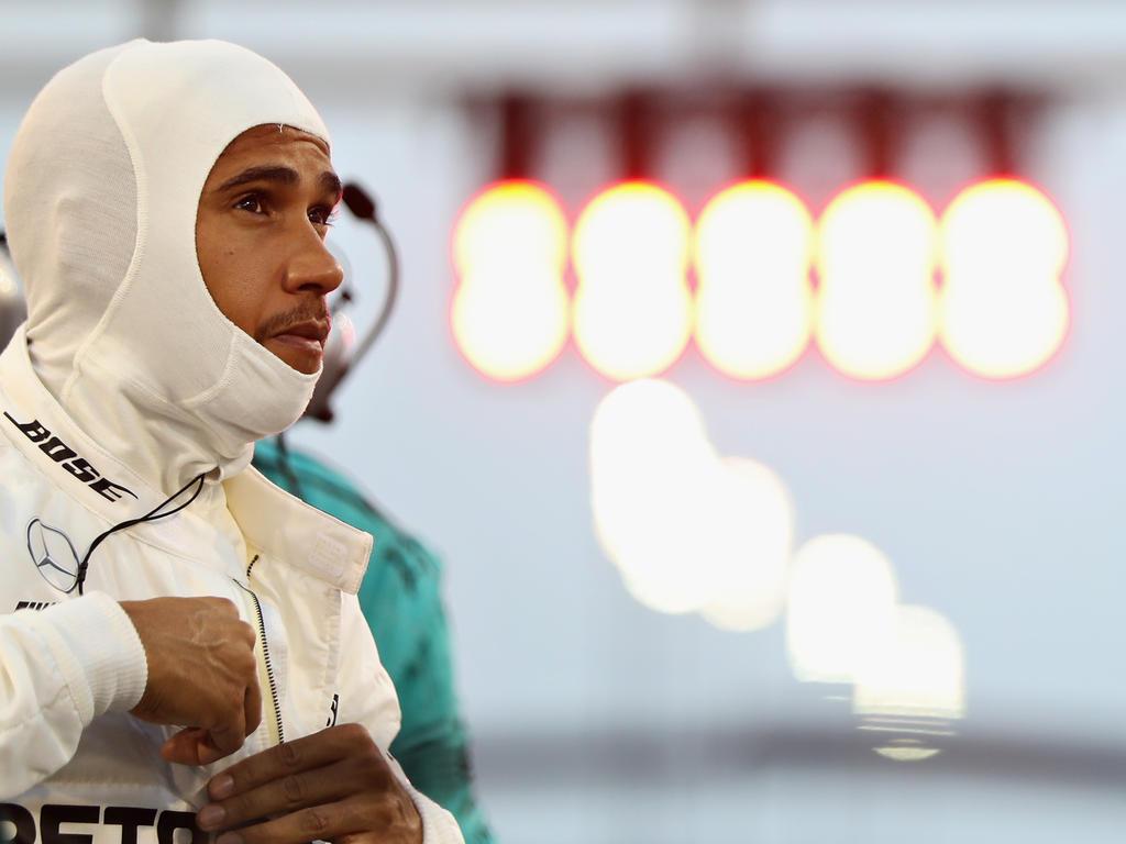 Lewis Hamilton rief zur Unterstützung auf